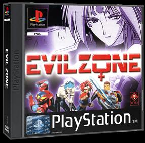 Evil Zone - Box - 3D
