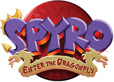 Spyro: Enter the Dragonfly - Clear Logo