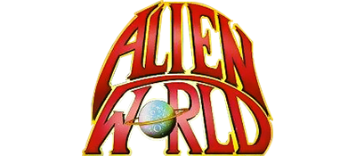 Alien World - Clear Logo