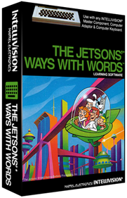 The Jetsons' Ways with Words - Box - 3D