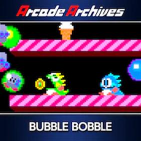Arcade Archives: Bubble Bobble