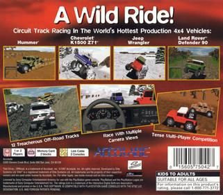 Test Drive: Off-Road - Box - Back