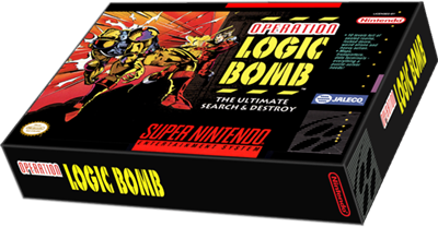 Operation Logic Bomb: The Ultimate Search & Destroy - Box - 3D