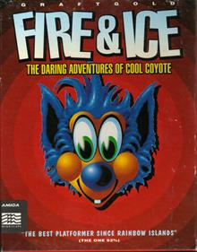 Fire & Ice: The Daring Adventures of Cool Coyote