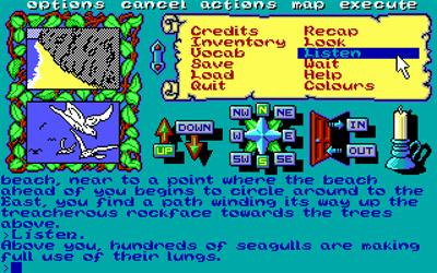 Legend of the Sword - Screenshot - Gameplay