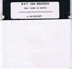 B.A.T. - Disc