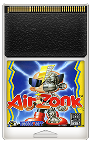 Air Zonk - Cart - Front