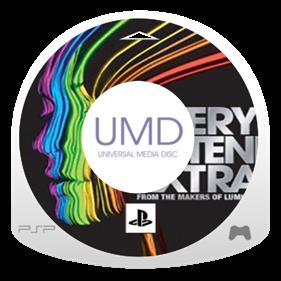 Every Extend Extra - Fanart - Disc