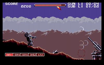 Night Slave - Screenshot - Gameplay