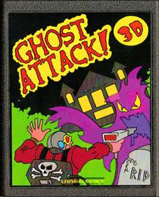 3D Ghost Attack! - Cart - Front