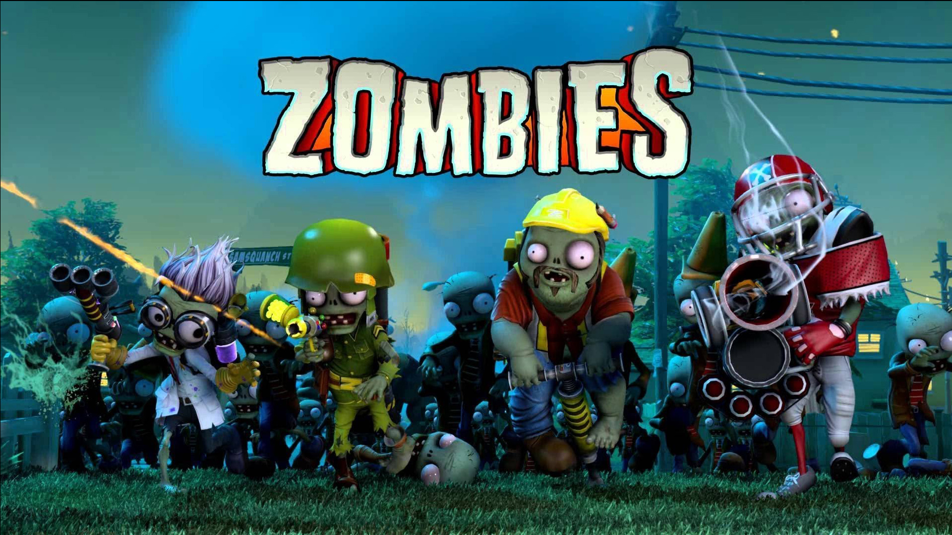 of battleground highway area gameplay backyard vs to zone zombies in garden review additions reviews world feature the plants warfare shared is game s biggest one which