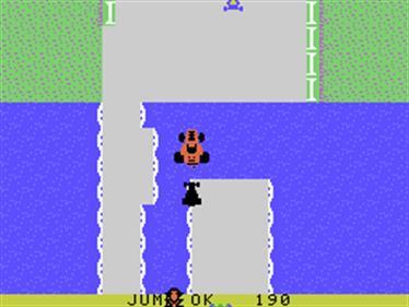 Bump 'n' Jump - Screenshot - Gameplay