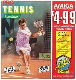 Pro Tennis Simulator