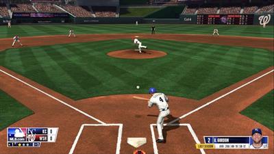 Super R.B.I. Baseball - Fanart - Background