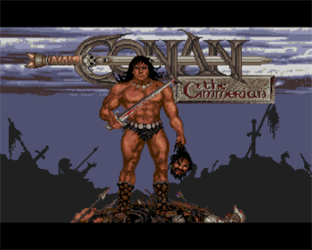 Conan: The Cimmerian - Screenshot - Game Title