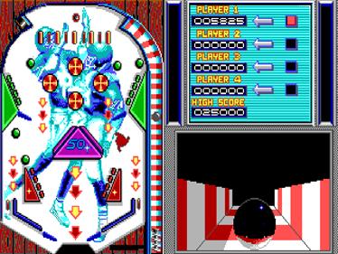 3D Pinball - Screenshot - Gameplay
