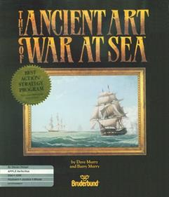 The Ancient Art of War at Sea - Box - Front