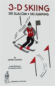 3-D Skiing