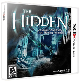 The Hidden - Box - 3D