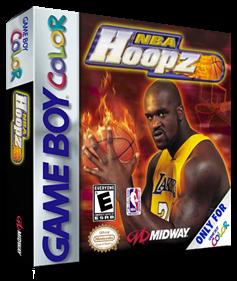 NBA Hoopz - Box - 3D