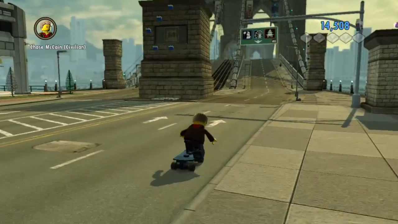 lego city undercover  the chase begins details