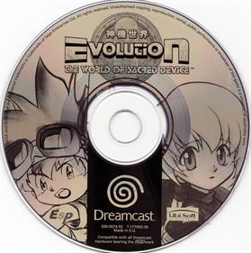 Evolution: The World of Sacred Device - Disc