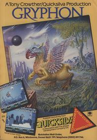 Gryphon - Advertisement Flyer - Front
