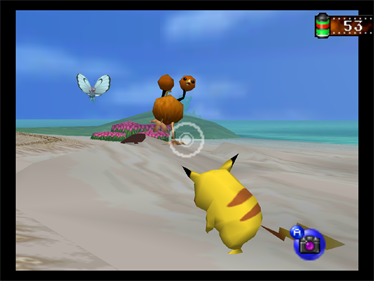 Pokémon Snap - Screenshot - Gameplay
