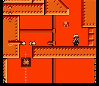 The Addams Family: Pugsley's Scavenger Hunt - Screenshot - Gameplay