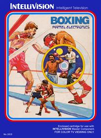 Boxing - Box - Front - Reconstructed