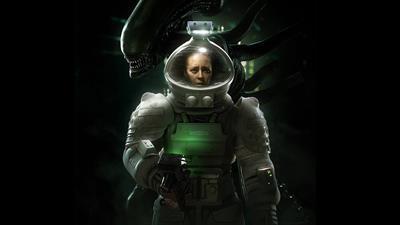 Alien: Isolation - Fanart - Background