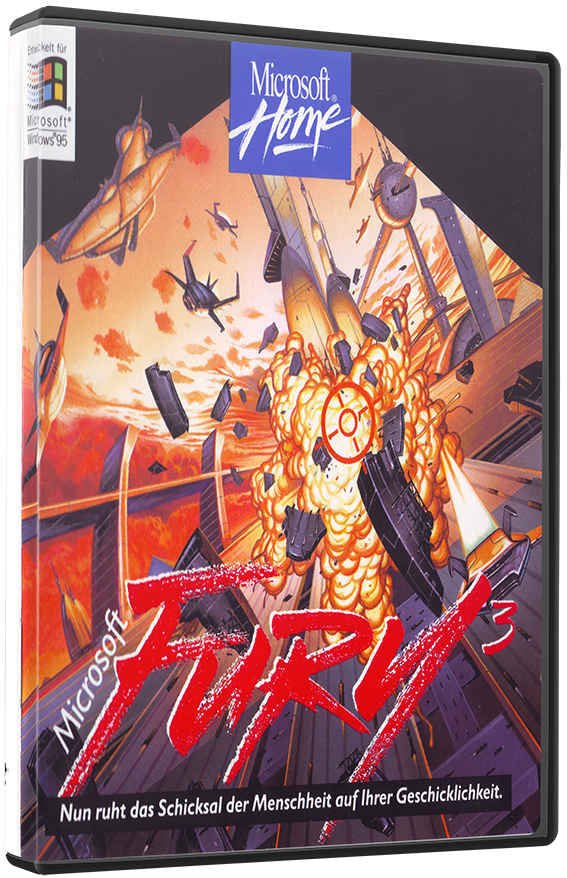 Fury 3 Details - LaunchBox Games Database