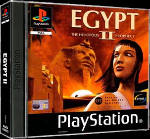 Egypt II: The Heliopolis Prophecy - Box - 3D