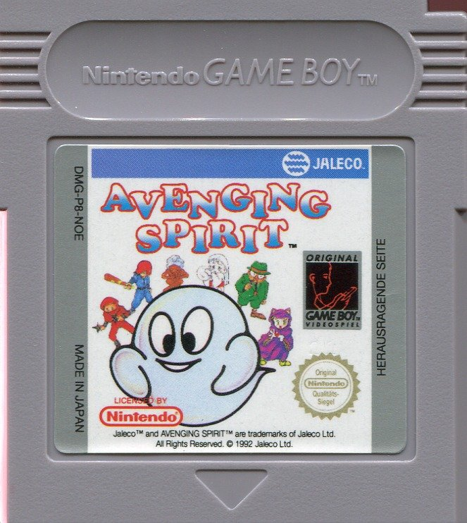 Avenging Spirit Details - LaunchBox Games Database