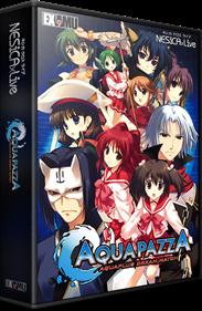 Aquapazza: Aquaplus Dream Match - Box - 3D