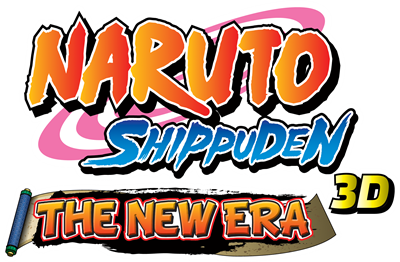 Naruto Shippuden: The New Era  - Clear Logo