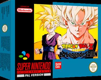 Dragon Ball Z: Super Butouden 2 - Box - 3D