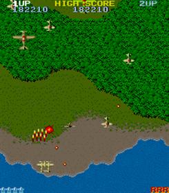1942 - Screenshot - Gameplay