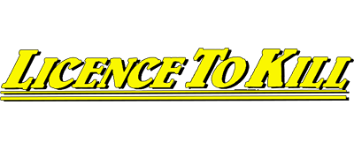 007: Licence to Kill - Clear Logo