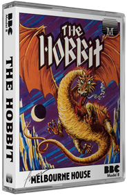 The Hobbit - Box - 3D