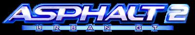 Asphalt: Urban GT 2 - Clear Logo