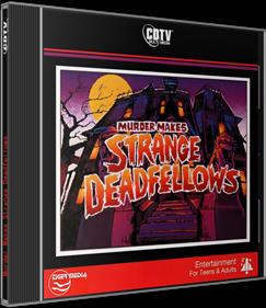 Murder Makes Strange Deadfellows - Box - 3D