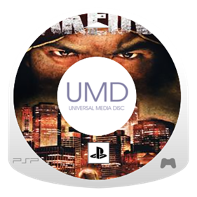 Def Jam Fight for NY: The Takeover - Fanart - Disc