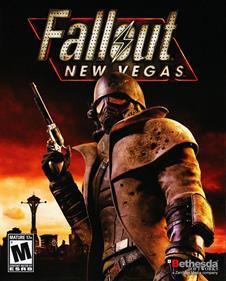 Fallout: New Vegas - Box - Front
