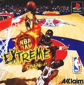 NBA Jam Extreme - Box - Front