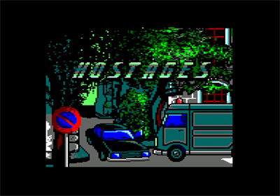 Hostages - Screenshot - Game Title