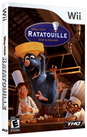 Ratatouille - Box - 3D