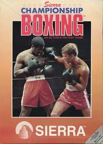Sierra Championship Boxing