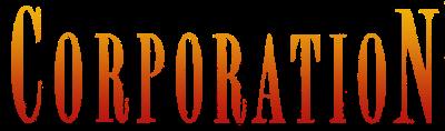 Corporation - Clear Logo