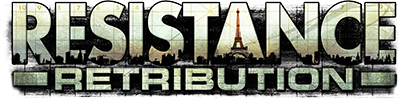 Resistance: Retribution - Clear Logo